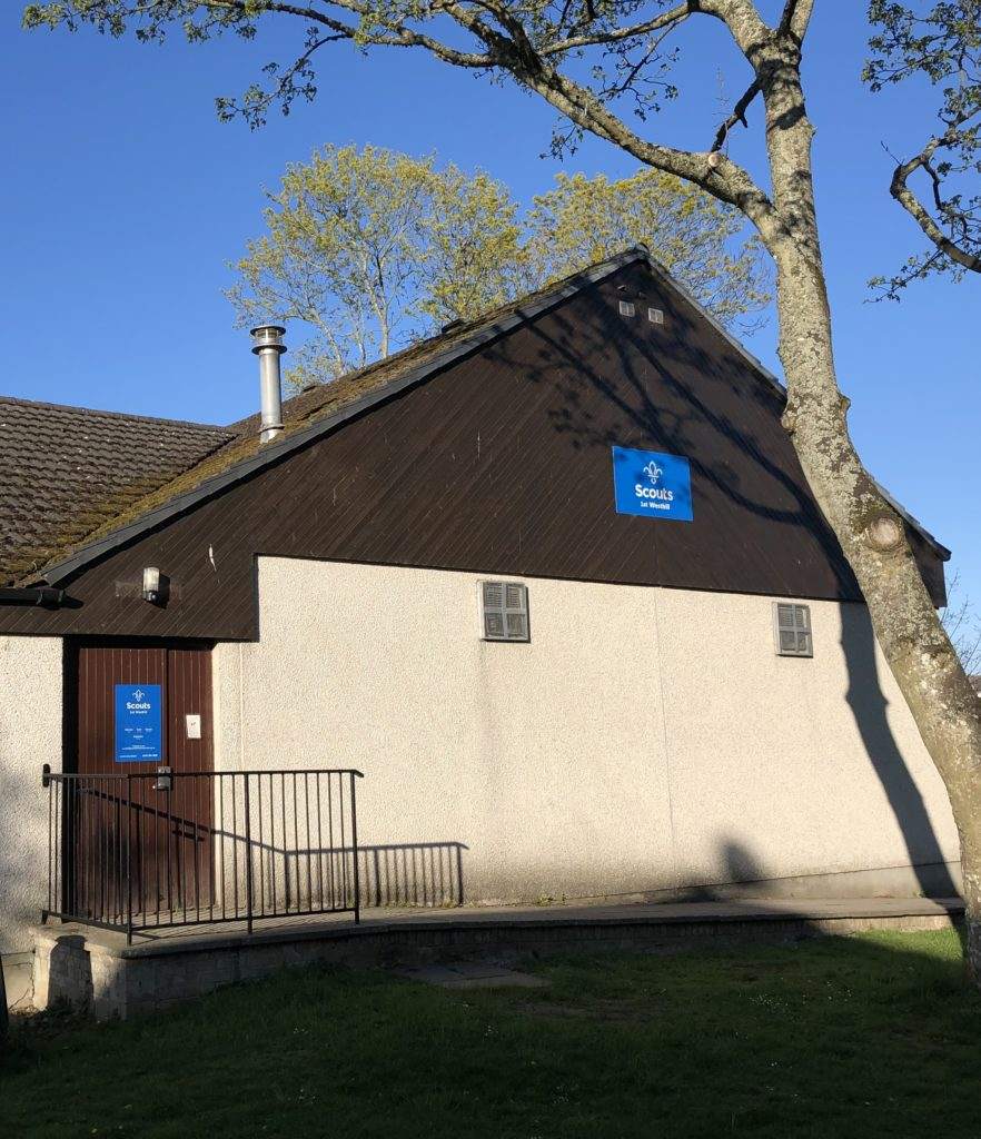 Westhill Scout Hut